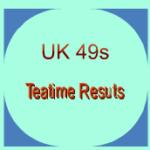 Uk49s Teatime Results